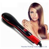 Cepillo eléctrico del pelo del pelo del hierro del pelo de la belleza del pelo de la belleza