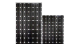 painel solar Monocrystalline da potência flexível da energia 150W