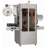 Máquina de enchimento de encolhimento da máquina de etiquetas da colagem fria