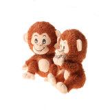 Customized Quality Stuffed Soft Animal Plush Toy Cartoon Monkey