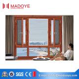 Producto principal Buena calidad Australia estándar de aluminio de ventanas abatibles