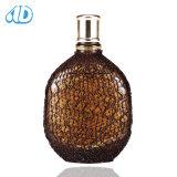 Bottiglia di profumo di vetro ovale di vendita calda Ad-P29 100ml
