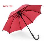 똑바른 손잡이 강한 튼튼한 차양 우산을%s 가진 사업 우산