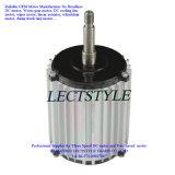 Da exaustão ajustável do motor & refrigerar da velocidade da variável sem escova da freqüência da C.C. motor