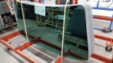 自動ガラスのための水平の3-Axis CNCのガラス端の粉砕機
