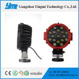 CREE redondo LED de 51W 5D que conduce Lightbar para ATV