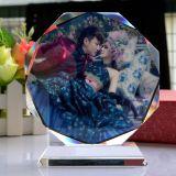 K9 de Materiële Medaille van het Glas van het Kristal voor Herinnering Ks25046