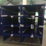 Schmales Rahmen-Baugerüst-amerikanische Art für Verkauf