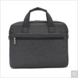 L'ordinateur portent le sac à main en nylon de cahier sacoche pour ordinateur portable de 15.6 pouces pour des affaires