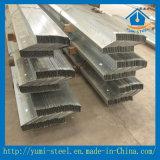 Purlins de aço galvanizados da seção do telhado Z do metal