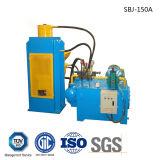Prensas de enladrillar automáticas hidráulicas de la limalla del metal de Briquetters que reciclan la máquina -- (SBJ-150B)
