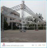 конструкция ферменной конструкции этапа алюминия 390mm