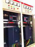 De zonne Omschakelaar van de Pomp voor de Pomp van 3 Fase AC220/380V (750W-225kw)