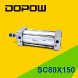 Cilindro do padrão do cilindro de Dopow Sc80X150