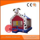 Bouncer inflável do castelo com segurança do salto com mais baixo preço T1-802
