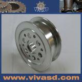 De LEIDENE van het aluminium Radiator CNC die van de Lamp Delen machinaal bewerken