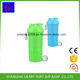 Бутылка воды школы трасучки промотирования верхнего качества с 2 контейнерами