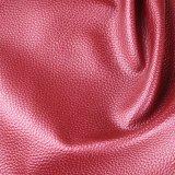 Cuero de imitación del PVC del surtidor experto para la tela de los muebles (788#)