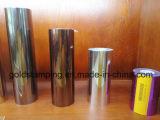 Clinquant d'estampage chaud de couleur d'animal familier multi de papier d'aluminium