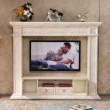Cer genehmigte moderne MDF-Kamin Fernsehapparat-Standplatz-Ausgangsmöbel (346B)