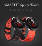 Amazfit Smart Watch pour Android Bluetooth 4.0 WiFi Dual Core 1.2GHz 512 Mo 4 Go GPS Moniteur de fréquence cardiaque GPS Smartwatch pour Xiaomi Huami