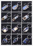 Apple-Form-Metallschlüsselring für Weihnachtsgeschenk