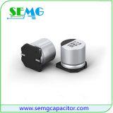 condensador electrolítico de aluminio de 6.3V 1000UF SMD