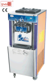 Máquina suave del helado de 3 sabores/helado que hace el anuncio publicitario de la máquina/la máquina del helado en los UAE
