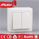Diversos tipos de la potencia de interruptores ligeros electrónicos de la pared