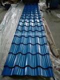 30-150-740 PPGL acanalado galvanizado cubierto color PPGI para la hoja del material para techos del metal