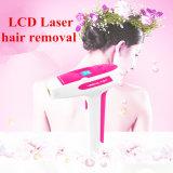 2017ホーム使用LCDレーザーの毛の除去剤機械200000プラスの痛みのないパーマIPLレーザーの毛Epilator