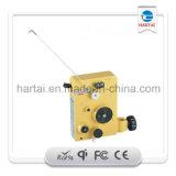 Tensor automático del enrollamiento de bobina del tirador del cable del hilado del alambre