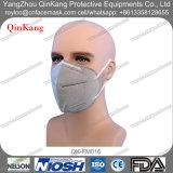 N95 겹 편평한 먼지 미립자 인공호흡기 또는 먼지 방어적인 가면