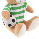 La peluche de qualité a bourré le fournisseur fait sur commande d'ours de jouets