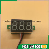 "V20d 0.36 "" 3개의 철사 (색깔을%s 가진 LED DC 0-100.0V 디지털 표시 장치 전압계: 백색)"