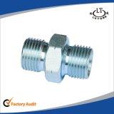 Jic Male 74 Degree Cone Hydraulic Pipe Tube Adapter