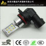 phare automatique de lampe de regain de lumière de véhicule de 12V 12W DEL avec 3156/3157, T20, faisceau léger de Xbd de CREE du plot H1/H3/H4/H7/H8/H9/H10/H11/H16
