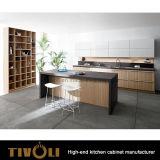 Pre собранные самомоднейшие белые блоки оптом Tivo-0268h кухни