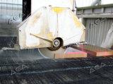 カウンタートップまたは平板橋のための自動石造りの打抜き機は見た(HQ400/600)
