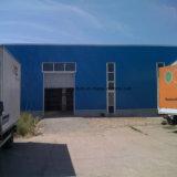 De lichte Workshop van de Structuur van het Staal van het Ontwerp van de Bouw van het Metaal met de Verschijning van Nice