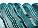 전자 유리를 위한 수평한 3 측 CNC 유리제 가장자리 비분쇄기