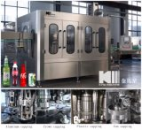 Máquina de rellenar isobárica automática