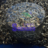 Horizontale Stahlschnitzel, die Maschinen-Zeile (CER, emballieren)