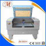 Macchinario durevole del laser per il taglio di plastica (JM-960H)