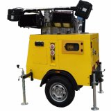 Bewegliches hydraulisches helles Gerät für Emergency im Freienbeleuchtung
