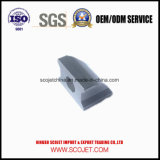 高品質によってカスタマイズされる粉の金属部分のドア・ボルト/ロック/ラッチ