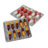 Капсула 250mg Amoxicilin, 500mg