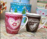 la insignia de cerámica pura del café 11oz no asalta ningún mínimo