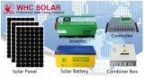 지붕 사용을%s 격자 10kw 태양 전지판 시스템 떨어져 Whc