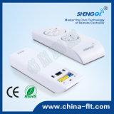 Ventilatore di soffitto senza fili e telecomando chiaro